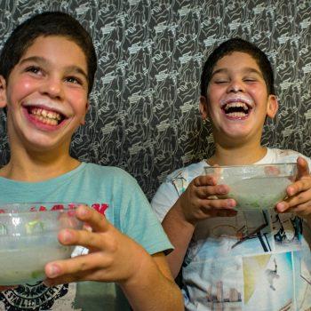Щастливи мляколакомчета